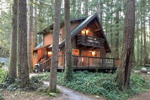 Three Bedroom Cabin - 27