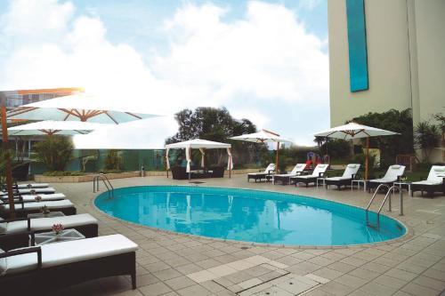 Delfines Hotel & Convention Center Photo