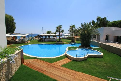 Gümbet Costa Luvi Residence adres