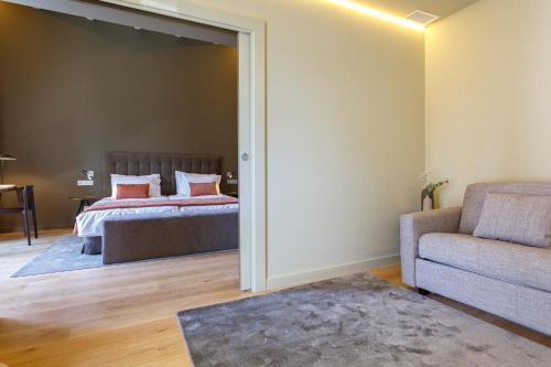 Suite con terraza Casa Ládico - Hotel Boutique 8