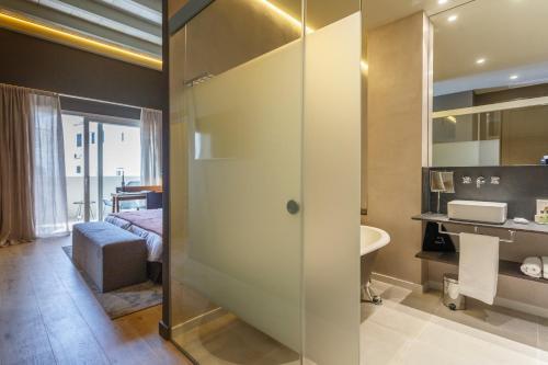 Suite con terraza Casa Ládico - Hotel Boutique 12