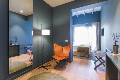 Habitación Doble Grand Deluxe con terraza Casa Ládico - Hotel Boutique 8
