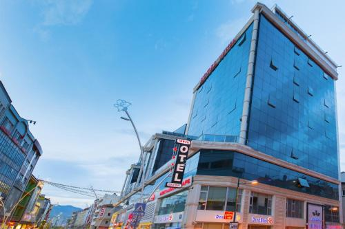 Tokat Cavusoglu Tower Hotel