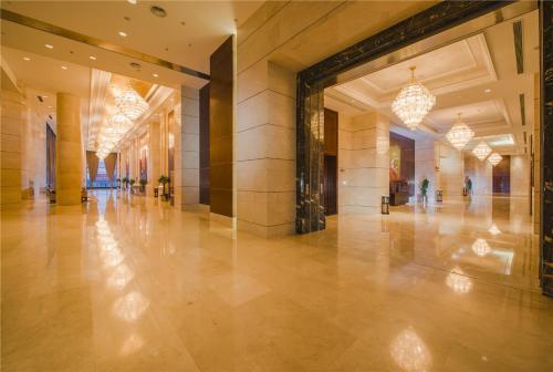 Haili New Century Grand Hotel Haiyan