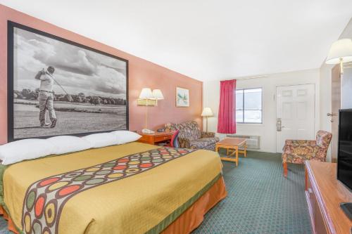 Super 8 By Wyndham Santee Hotel