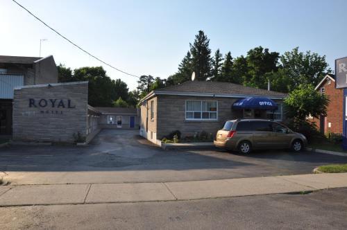 Royal Inn - Burlington, ON L7T2C2