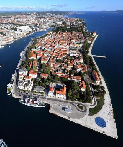 Boutique hostel forum hotel review zadar croatia travel for Hotel design zadar