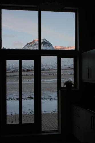 Óseyri Hlaðan -The Barn
