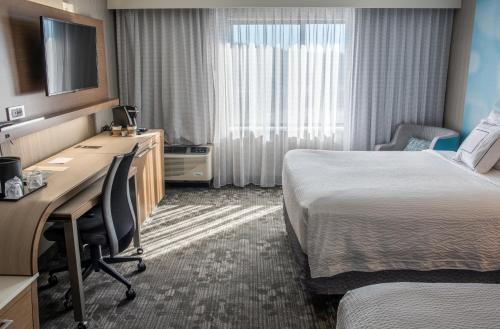 Courtyard By Marriott Norwich - Norwich, CT 06360