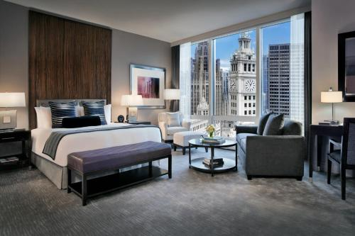 401 N. Wabash, Chicago, Illinois, 60611, United States.