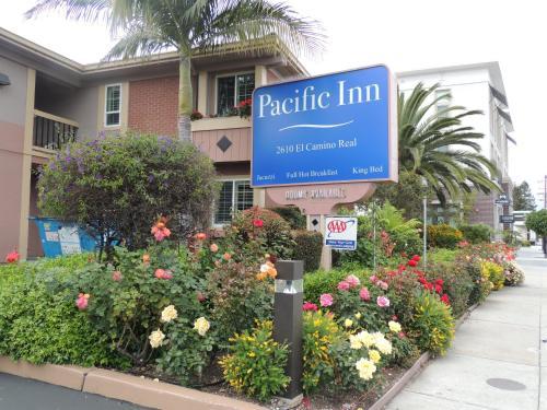 Pacific Inn Redwood City Photo