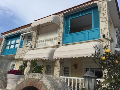 Alacati Sari Kosk Butik Hotel ulaşım