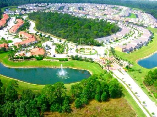 4bd Home W/ Views In Luxury Resort Near Disney!