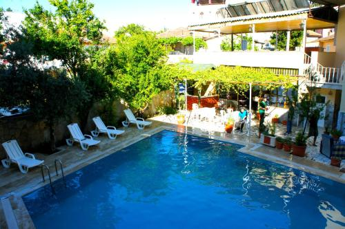 Pamukkale Alida Hotel tatil