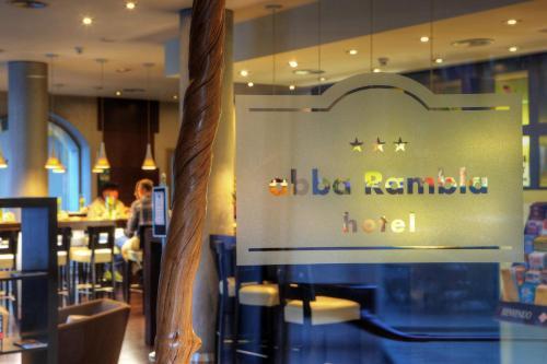 Abba Rambla Hotel photo 30