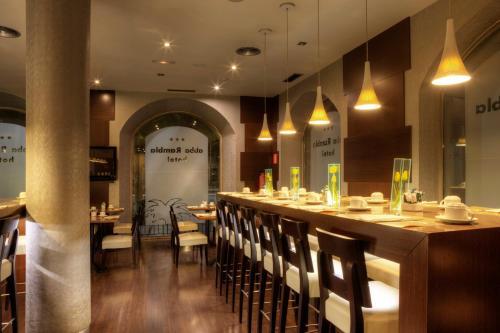 Abba Rambla Hotel photo 34