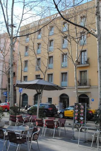 Abba Rambla Hotel photo 37