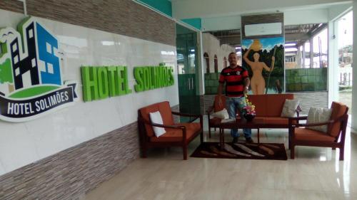 Foto de Hotel Solimões