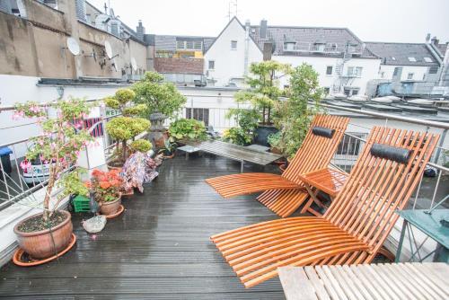 Apartement mit Dachterrasse photo 18