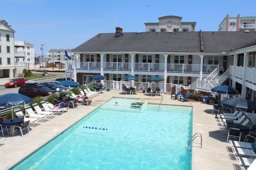 Saratoga Inn - Wildwood Crest, NJ 08260