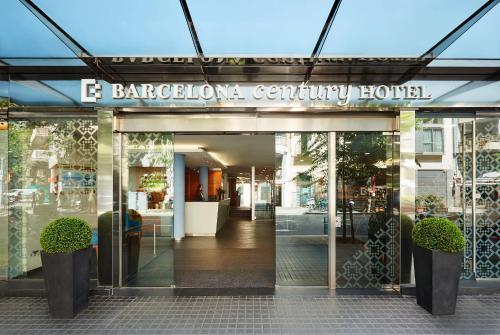 Barcelona Century Hotel photo 23