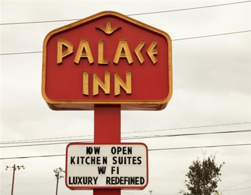 Palace Inn Copperfield - Houston, TX 77095