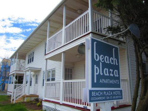 Beach Plaza Hotel Ocean City