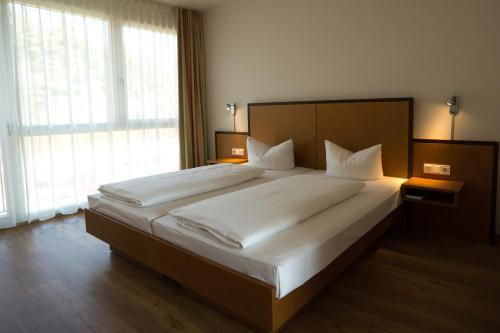 Hotel der Rastanlage im Hegau OST