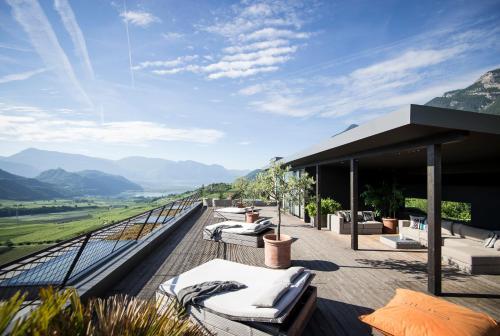 Designhotel gius la residenza 4 caldaro for Designhotel italien