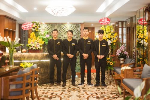 Hanoi Golden Holiday Hotel photo 18
