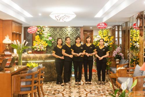 Hanoi Golden Holiday Hotel photo 25