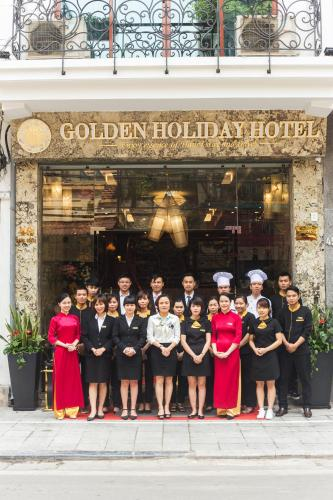 Hanoi Golden Holiday Hotel photo 27