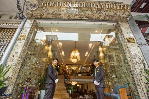 Hanoi Golden Holiday Hotel photo 28