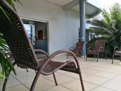 Foto de BBB Rooms Rodoviária Centro Paraíso TO