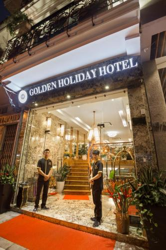 Hanoi Golden Holiday Hotel photo 55