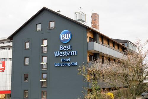 Best Western Hotel Wurzburg Sud