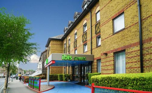 Ibis Styles London Walthamstow impression