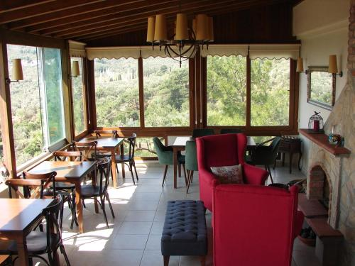 Gure Sari Konak Butik Hotel telefon