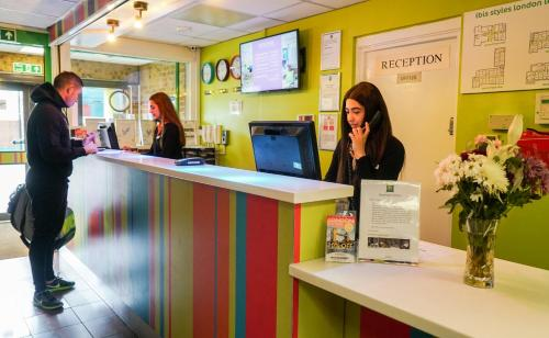 Ibis Styles London Walthamstow photo 44