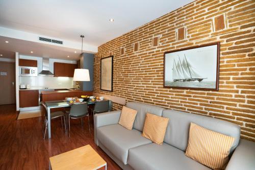 Serennia Cest Apartamentos Arc de Triomf photo 26