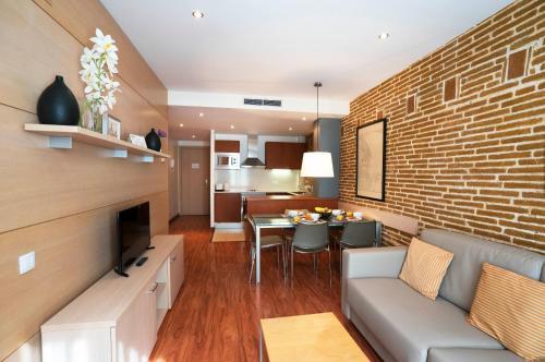 Serennia Cest Apartamentos Arc de Triomf photo 29