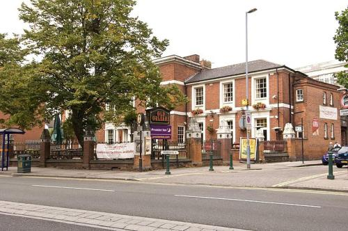 Premier Inn Birmingham Broad Street - Brindley Place photo 23