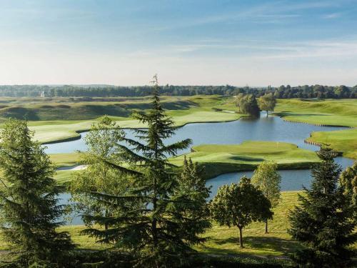 Novotel Saint Quentin Golf National