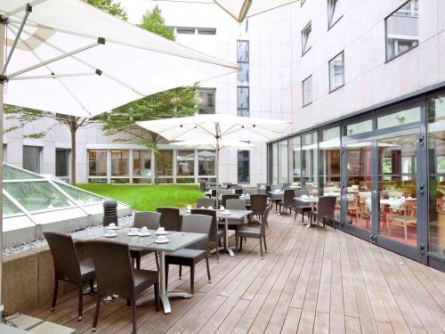 Mercure Hotel Seestern Düsseldorf photo 49
