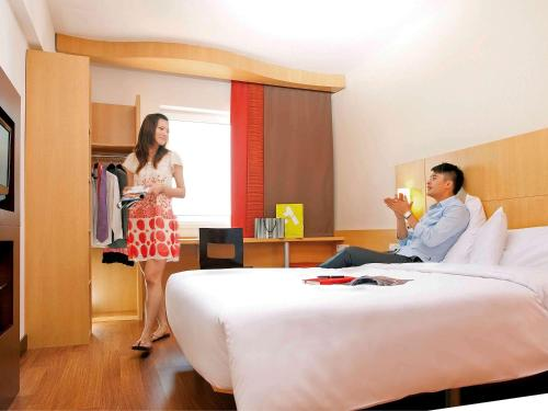 Ibis Beijing Jianguomen Hotel photo 28