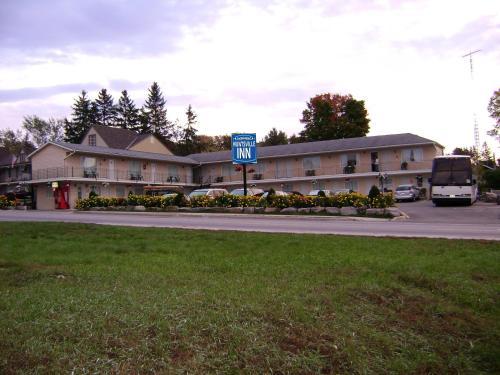 Huntsville Inn.  Bild 1