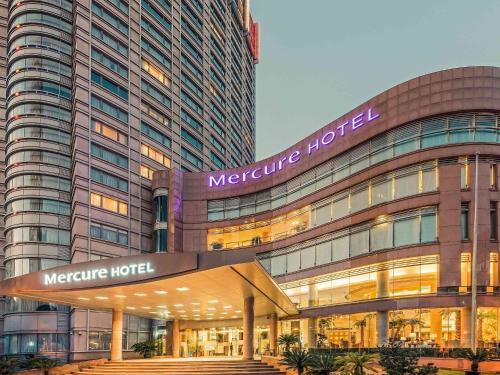 5 Star Hotel Deals In Shanghai China Mercure Royalton