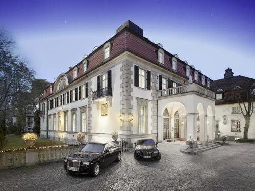 Bild des Patrick Hellmann Schlosshotel