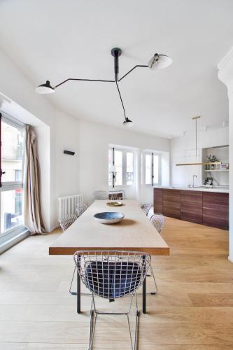 Rue du Louvre - Luxury apartment photo 7