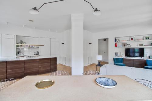 Rue du Louvre - Luxury apartment photo 8